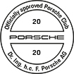 Officially approved Porsche Club 20